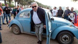 Former President Mujica