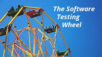 Software Testing Wheel