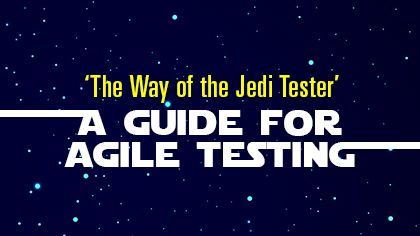guide for agile testing star wars