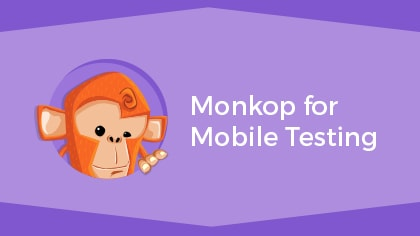 monkop mobile testing