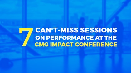 CMG impact conference 2016