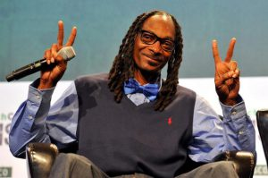 snoop dog at tech crunch