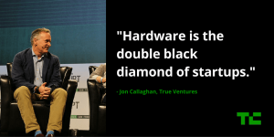 Jon Callaghan techcrunch disrupt