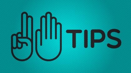 Seven tips