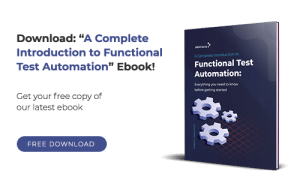 read our functional test automation ebook
