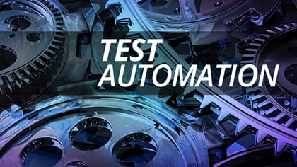 validating modified data test automation