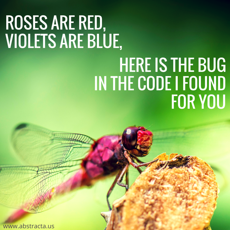 valentine for testers