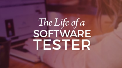 the life of a software tester