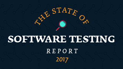 the state of software testing report 2017 featured image