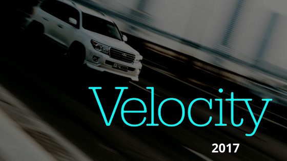 velocity conference 2017 oreilly