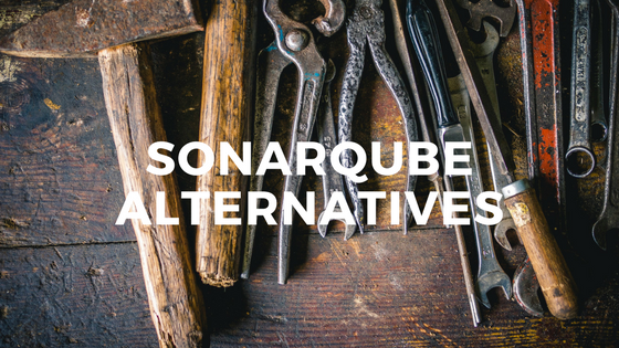SONARQUBE Alternatives
