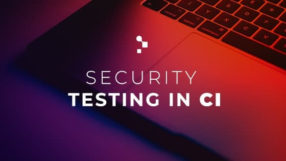 security testing continuous integration