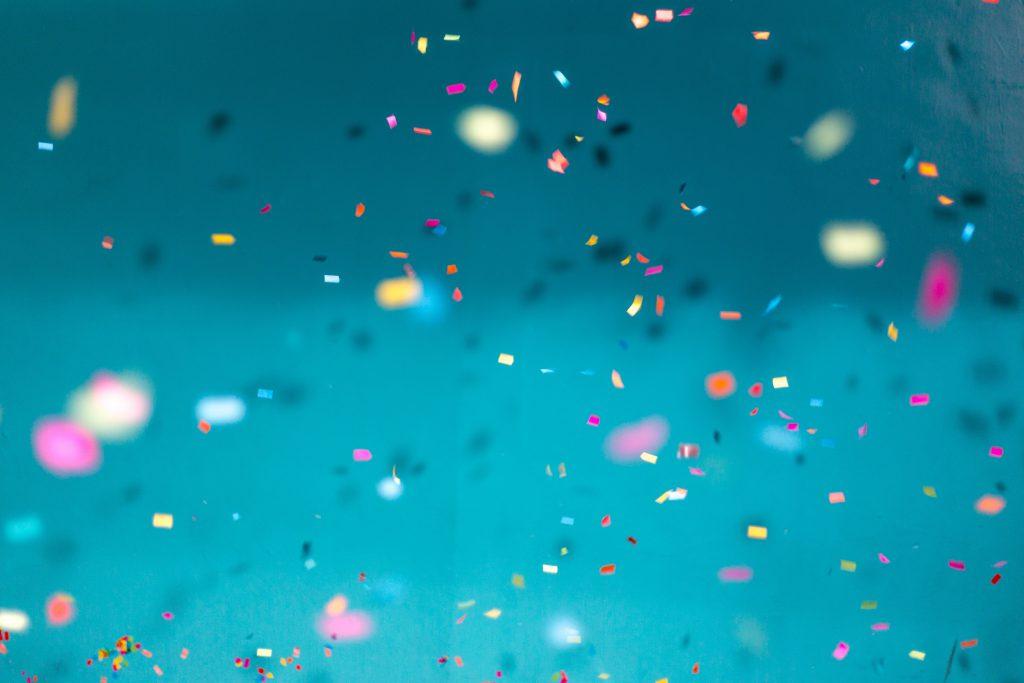 confetti picture