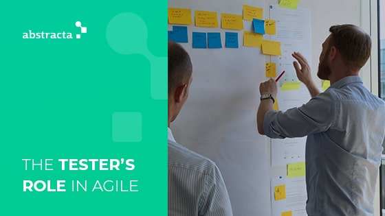 testers role in agile