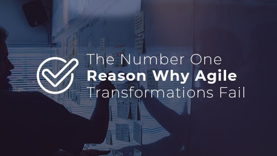 why agile transformations fail blog image
