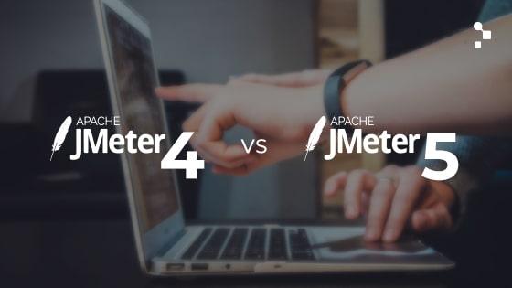 jmeter 4 vs jmeter 5