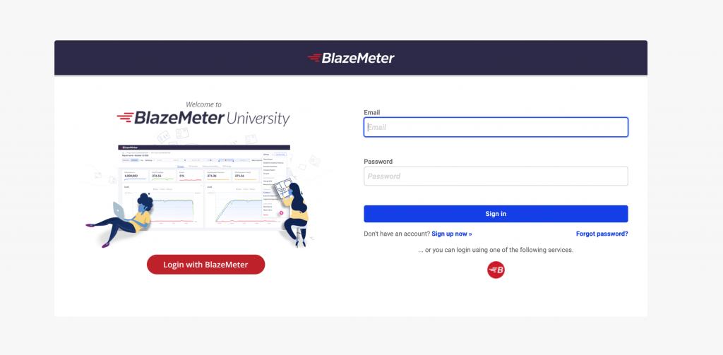 blazemeter university
