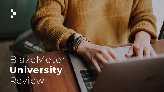 blazemeter university review