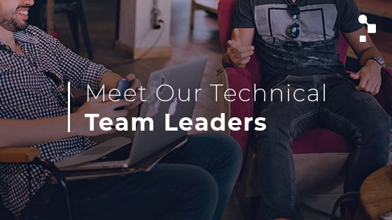 Meet our Technical Leaders blog post image