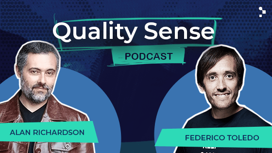 quality sense episode featured image with alan richardson