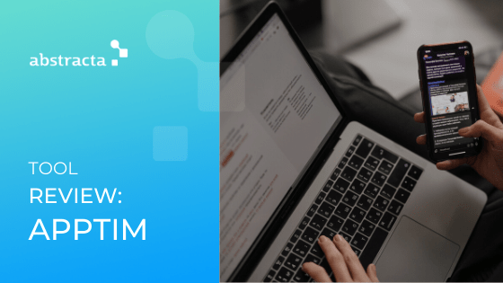 apptim tool review featured image