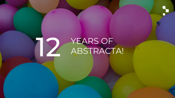 abstracta turns 12 image