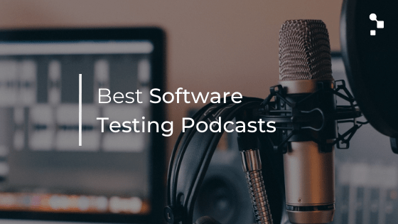 software testing podcasts blog image