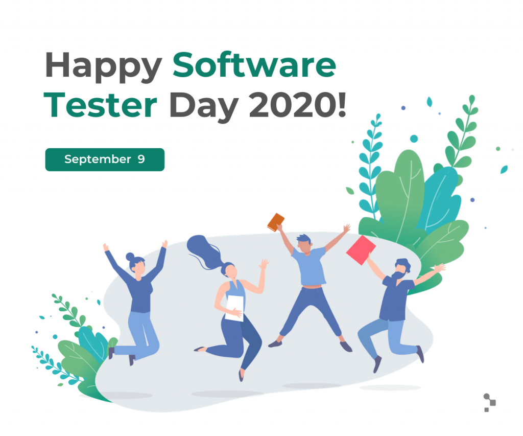 Happy Software Tester Day graphic