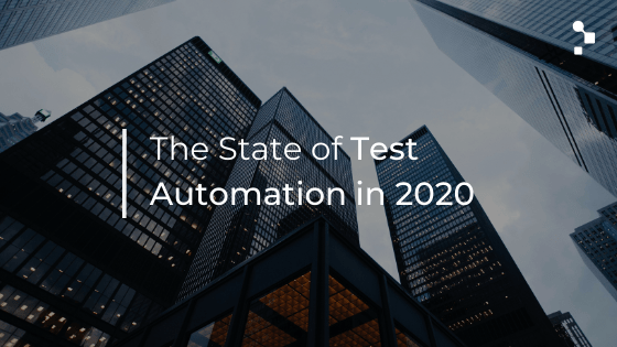 the state of test automation blog image