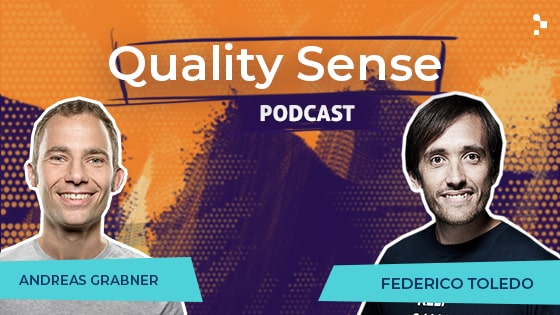 visual testing podcast image