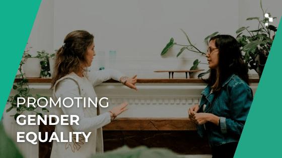 promote gender equality image